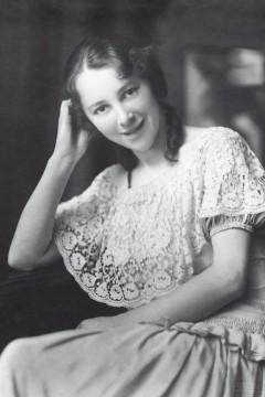 Elsa Ressel übernahm gemeinsam mit ihrem Mann Erich 1926 das Geschäft.